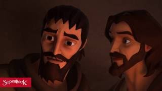 Jesus & The Last Supper - Superbook