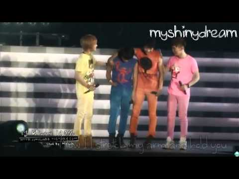 [Eng] SHINee - The Reason MV (FM)