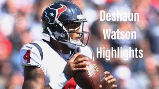 Deshaun Watson || No Stylist || Official Highlights