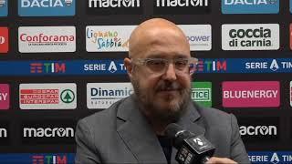 UDINESE - JUVENTUS 2-1 | 23 LUGLIO 2020 | Intervista Marino post partita
