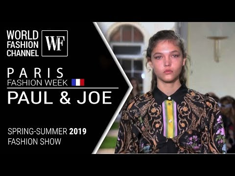 Paul and Joe — Spring Summer 2019 Paris fashion week