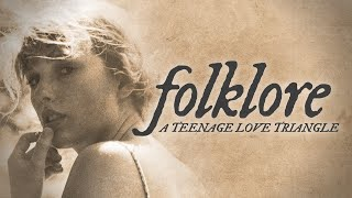 There's A Hidden Love Triangle In FOLKLORE?