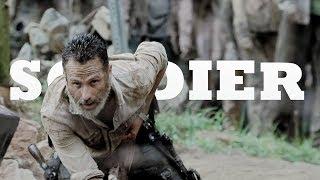 Rick Grimes || Soldier