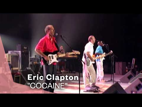 Eric Clapton - Cocaine (Live Video Version)