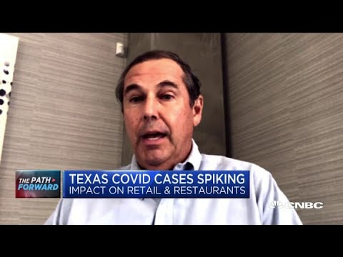 How the coronavirus spike is affecting Texas retail, restaurants
