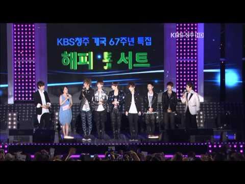 【1080P】EXO-K- History& Talk& MAMA (18 Jun,2012)