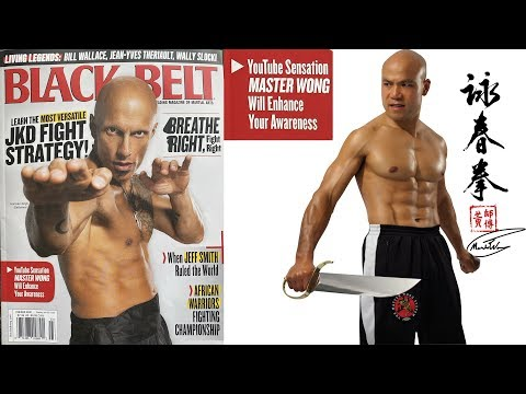 Master Wong in Black Belt Magazine Read all about it!