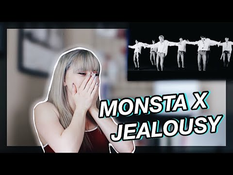 MONSTA X (몬스타엑스 ) - JEALOUSY MV Reaction