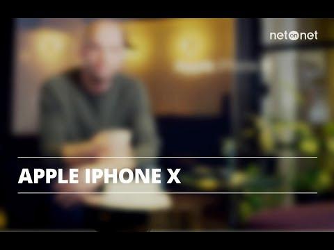 iPhone X! Erik granskar Apples nya flaggskepp och berättar varför den är värd ett köp