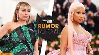 Nicki Minaj Calls Miley Cyrus 'Perdue Chicken', Perdue Responds