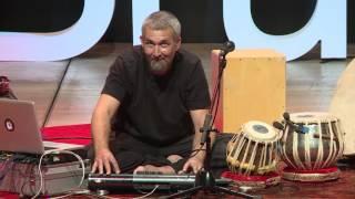Jon Sterckx - Jon Sterckx - Drumscapes at TedxBrum 2016
