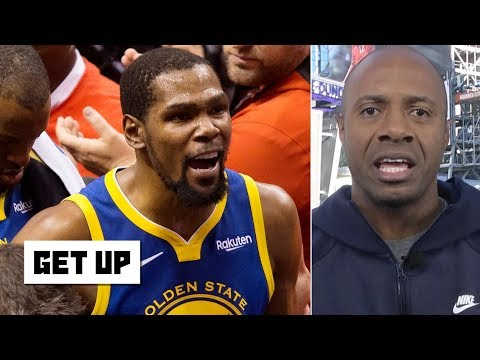 There is no malice between Kevin Durant's camp and the Warriors – Jay Williams | Get Up