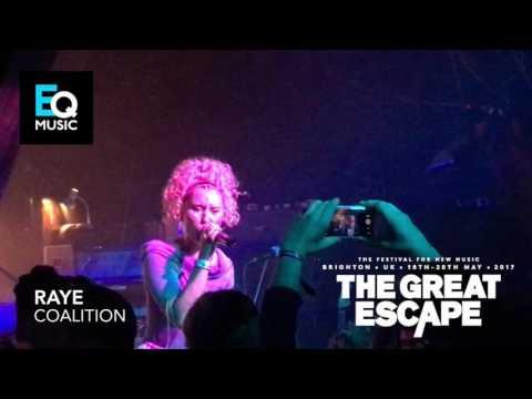Raye @ The Great Escape 2017