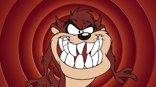 Taz the Tasmanian Devil Best Moments