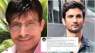 Film critic Kamaal R Khan receives threat calls asking not..