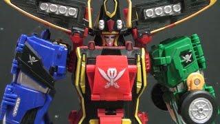 Power Rangers Super Megaforce Toys 파워레인저 캡틴포스 장난감