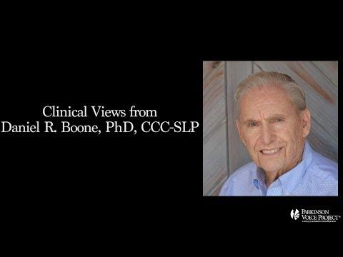 In Memoriam: Daniel R. Boone, PhD, CCC-SLP - Our Mentor and Our Friend