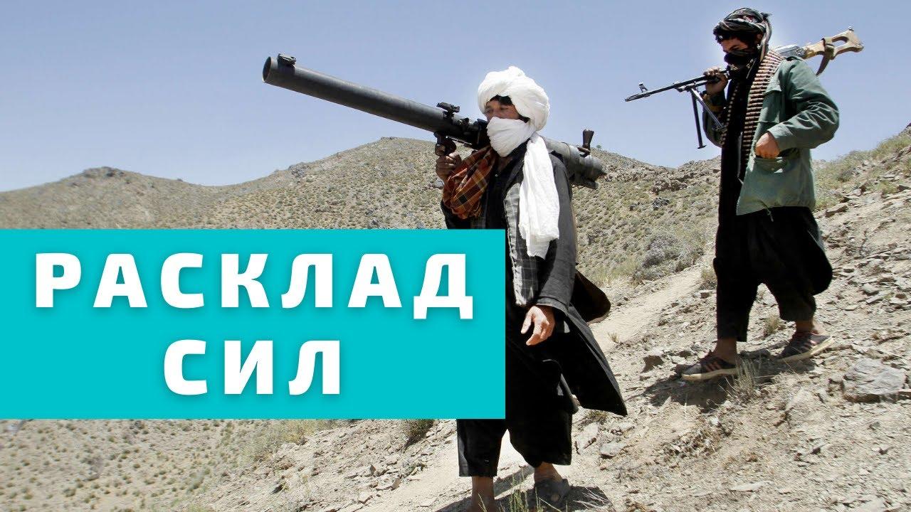 Новая «Большая игра» в Афганистане