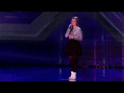 Unseen audition Ella Henderson's Midnight Train To Georgia + Cher's Believe The X Factor UK 2012