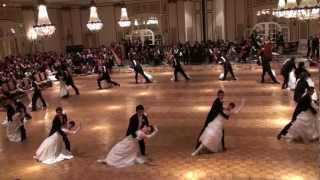 Stanford Viennese Ball 2013 – Opening Committee Waltz
