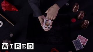 This is FAST: Magic Tricks   WIRED