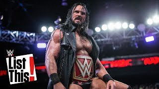 5 Superstars who WILL be champions in 2019: WWE List This!