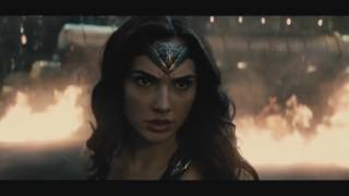 Wonder Woman and Doomsday Fight - Batman vs Superman