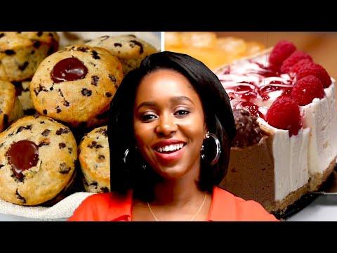 How To Make Kiano's Favorite Mesmerizing Dessert Recipes ?Tasty