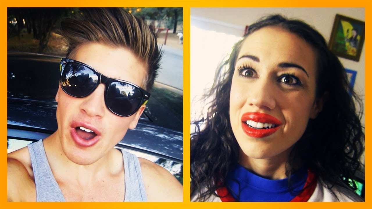 are joey graceffa and whitney dating