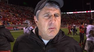 Postgame interview: Mike Leach after Cougars' comeback