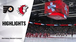 09/30/19 Condensed Game: Flyers @ Lausanne HC