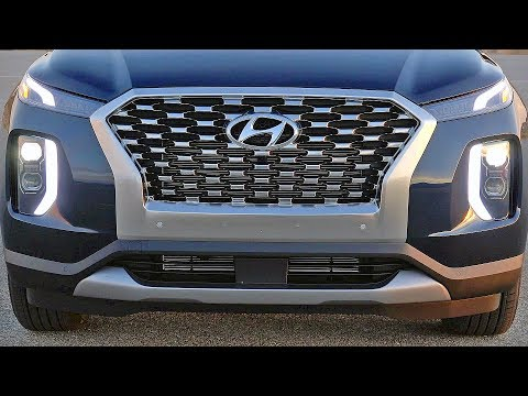 2020 HYUNDAI PALISADE ? Ready to fight Ford Expedition