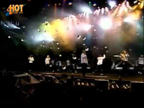 [vietsub] 01227 H.O.T-Forever Concert 2001 part 2.