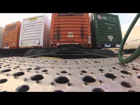Uncoupling and Coupling aka Drop & Hook (Trucking)