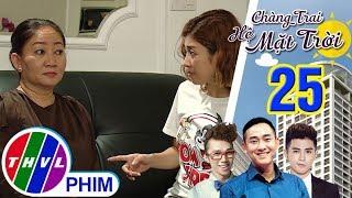 THVL   Chàng trai hệ mặt trời - Tập 25[4]: Mẹ Nhật nhất định muốn biết mặt mũi con rể ra sao