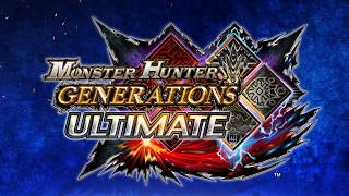 Monster Hunter Generations Ultimate - Trailer per Nintendo Switch