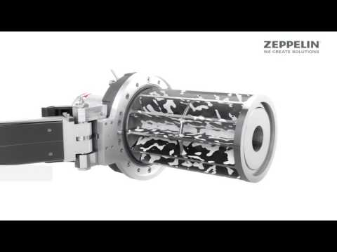Zeppelin Quick-Cleaning Rotary Feeder