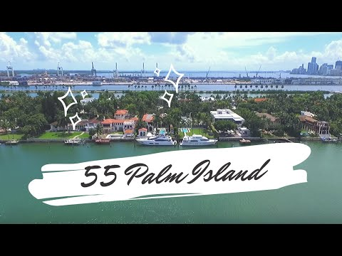 55 Palm Island Miami Beach, FL