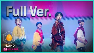 [I-LAND/Full Ver.] BTS TEST_니키, 제이, 케이, 한빈 ♬DNA 200821 EP.8
