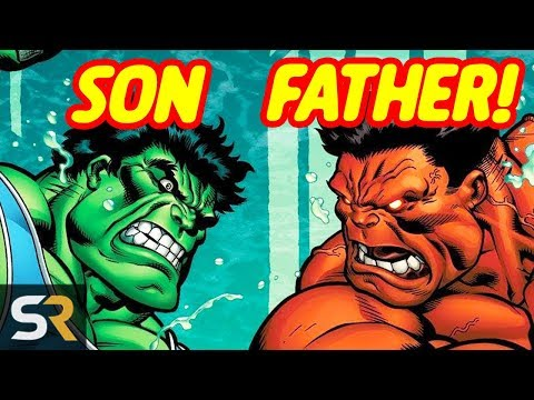 25 Heroes And Villains You Didn't Know Were Related