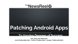 Patching Android Apps for BlackBerry 10 Walkthrough - The NewsReel