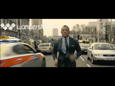 Omega James Bond 007 Skyfall: Omega TV Commercial