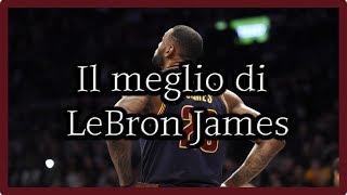 LeBron James ❝THE BEST❞│Flavio Tranquillo reaction/commento live delle migliori giocate di LBJ!