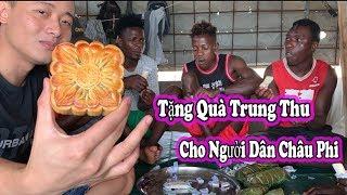 Quanglinhvlogs || Tặng Quà Trung Thu Cho Người Dân Châu Phi ( Ý Nghĩa Như Thế Nào ? )