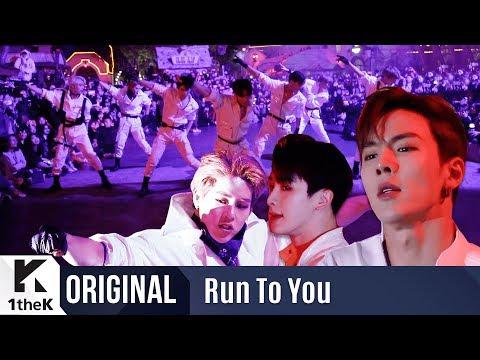 RUN TO YOU(런투유): MONSTA X(몬스타엑스) _ Shoot Out