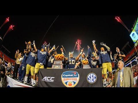 2014 Orange Bowl: Georgia Tech 49, Mississippi State 34