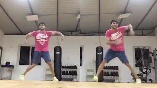 Tollywood actor Sudheer Babu latest dance video wins heart..