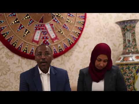 President Abdikarim Guled undergoes Heart surgery at Asian Heart Institute