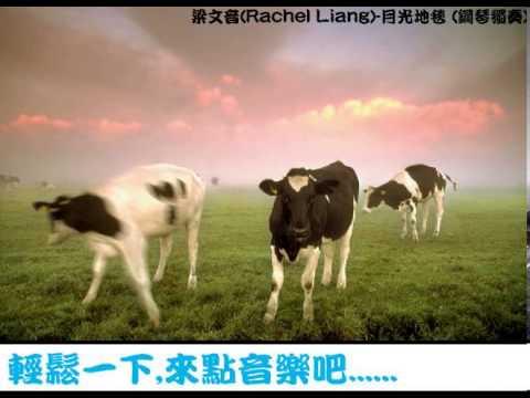 梁文音(Rachel Liang)-月光地毯 (鋼琴獨奏)