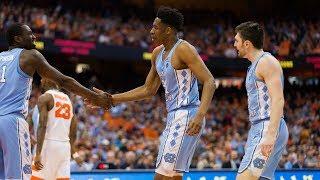 UNC Men's Basketball: Pinson Leads Heels Over Orange, 78-74